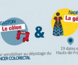 DÉPISTAGE DU COLON AVEC GASTON LE COLON